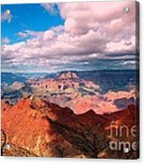 Awesome View Acrylic Print