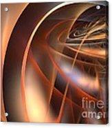 Axial Tilt Acrylic Print