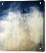 Ayuntamiento In Masclaeta Smoke Acrylic Print