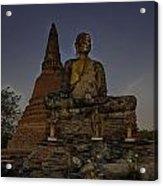 Ayuthaya Thailand Acrylic Print