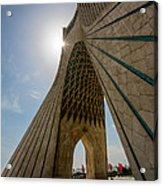 Azadi Tower  Tehran  Iran Acrylic Print