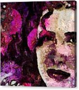 Azaela Acrylic Print