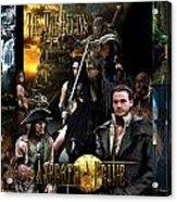Azeroth Prime Movie Poster Acrylic Print