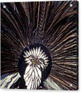Aztec Acrylic Print