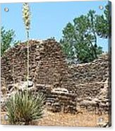 Aztec Ruins National Monument Acrylic Print