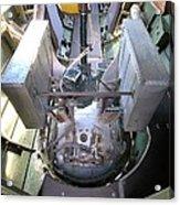 B-17 Gunner Positions Acrylic Print