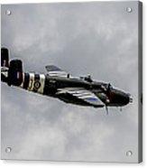 B-25 Mitchell Mk IIi Acrylic Print