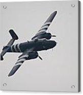 B-25 Mitchell Acrylic Print