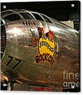 B-29 Bockscar Acrylic Print