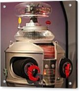 B-9 Robot From Lost In Space Acrylic Print