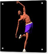 B Baller 2 Acrylic Print by Walter Oliver Neal