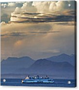 B C Ferries Hdrbt3403-13 Acrylic Print