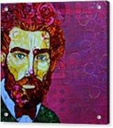 B-dandy Acrylic Print