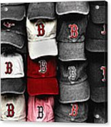 B For Bosox Acrylic Print