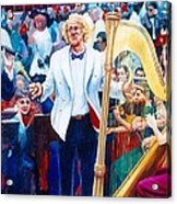 B07. The Singer And Conductor Acrylic Print