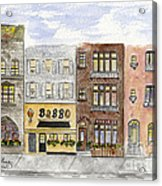 Babbo @ Waverly Place Acrylic Print