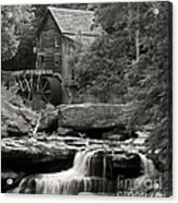 Babcock Grist Mill No. 1 Acrylic Print