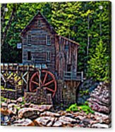 Babcock State Park Acrylic Print