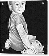 Baby Acrylic Print