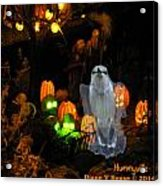 Baby Boo The Ghost Acrylic Print