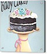 Baby Cakes Acrylic Print