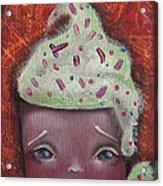 Baby Cakes II Acrylic Print
