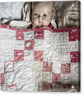 Baby Doll Acrylic Print