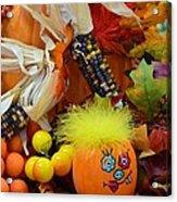Baby Pumpkin Acrylic Print