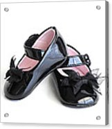 Baby Shoes Acrylic Print