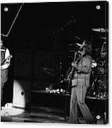 Bachman-turner Overdrive In Spokane In 1976 Acrylic Print