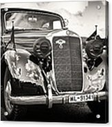 Back In Time... Acrylic Print
