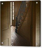 Back Stairway Acrylic Print