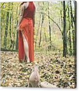 Back To Nature Acrylic Print