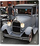 Back To The 50s - Grants Pass Acrylic Print