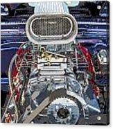 Bad Boy Blower Motor Acrylic Print
