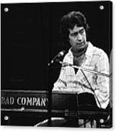 Bad Company 1977 Acrylic Print