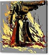 Bad Robot Acrylic Print