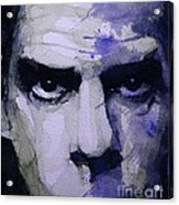 Bad Seed Acrylic Print by Paul Lovering