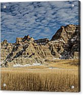 Badlands South Dakota Acrylic Print