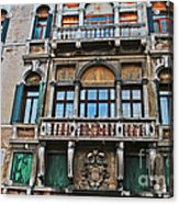 Baffo Balcony Acrylic Print