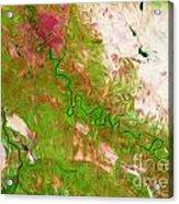Baghdad Iraq Acrylic Print by Phill Petrovic