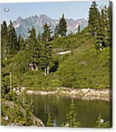 Bagley Lake - Washington Acrylic Print