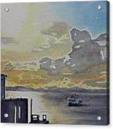 Bainbridge Ferry Acrylic Print