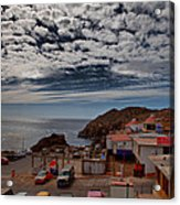 Baja Mexico Acrylic Print