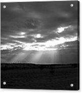 Baja Rays Acrylic Print