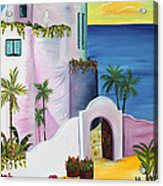 Bajas Edge Acrylic Print