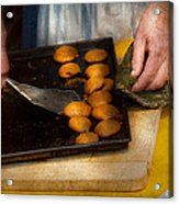 Baker - Food - Have Some Cookies Dear Acrylic Print