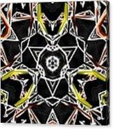 Balanced Darkness Acrylic Print
