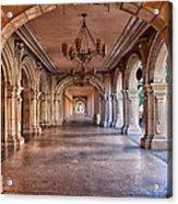Balboa Park Arches Acrylic Print