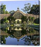Balboa Park Botanical Building - San Diego California Acrylic Print